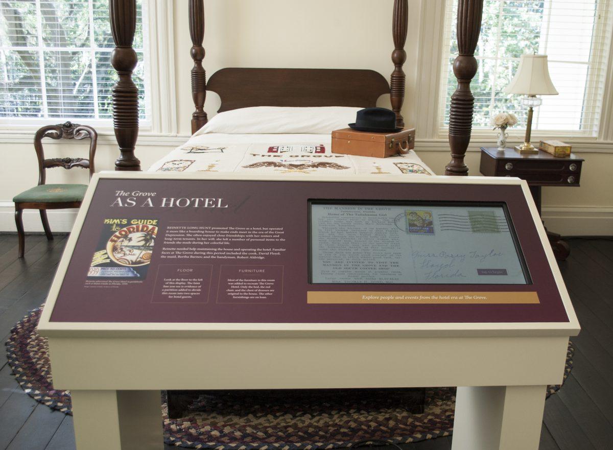 Interactive Museum Exhibit