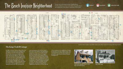 Museum Interactive Map of Neighborhood