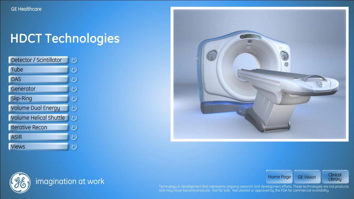Medical Product Demonstration App